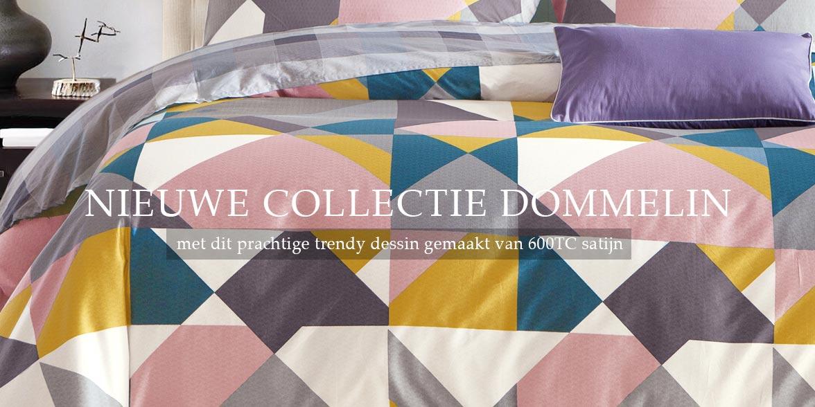 Nieuwe collectie Dommelin