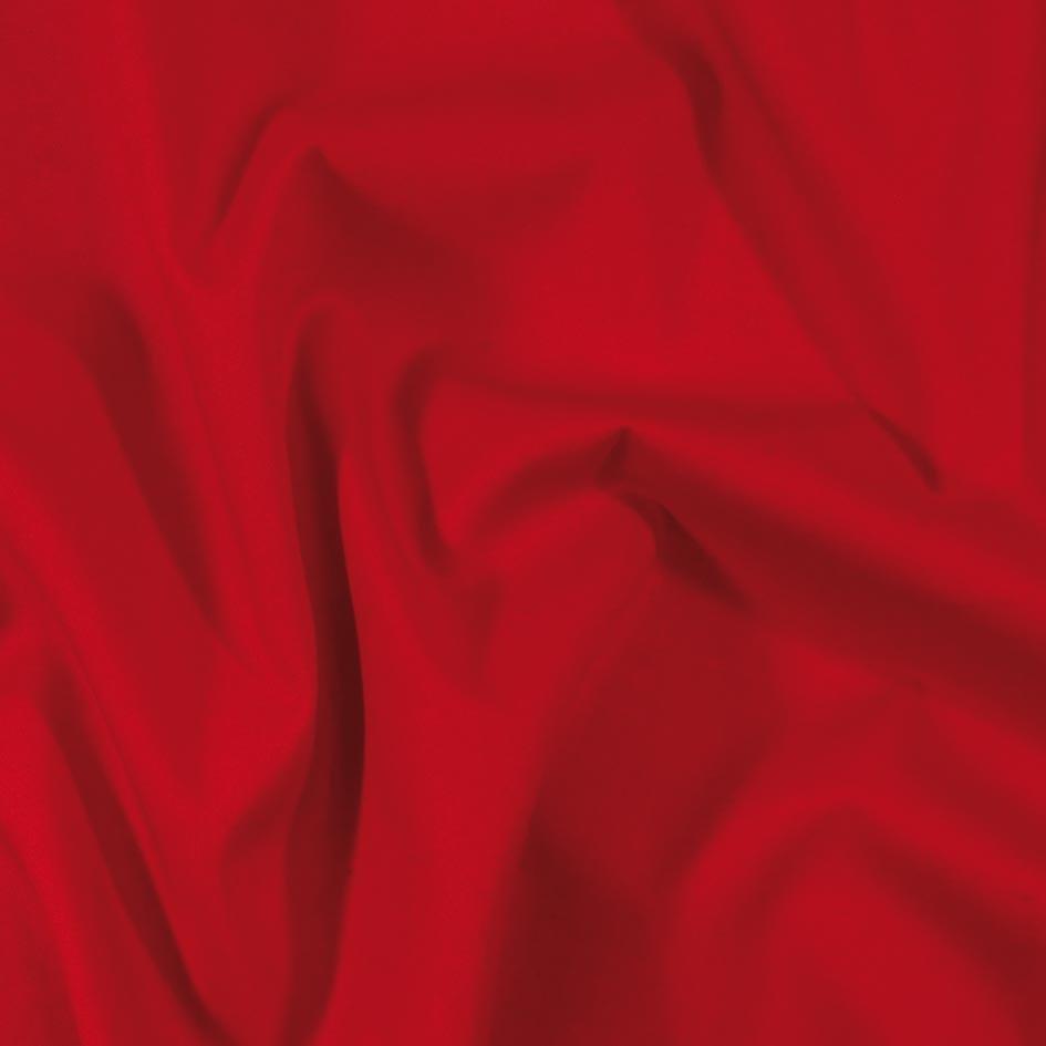Dommelin Dekbedovertrek Katoen Rood eenpersoons
