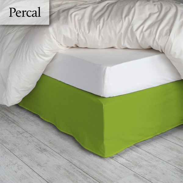 Bedrok Percal Groen