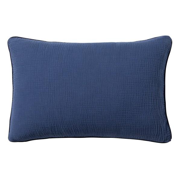 Essix Sierkussen Inséparables Bleu Nuit 40 x 60 cm