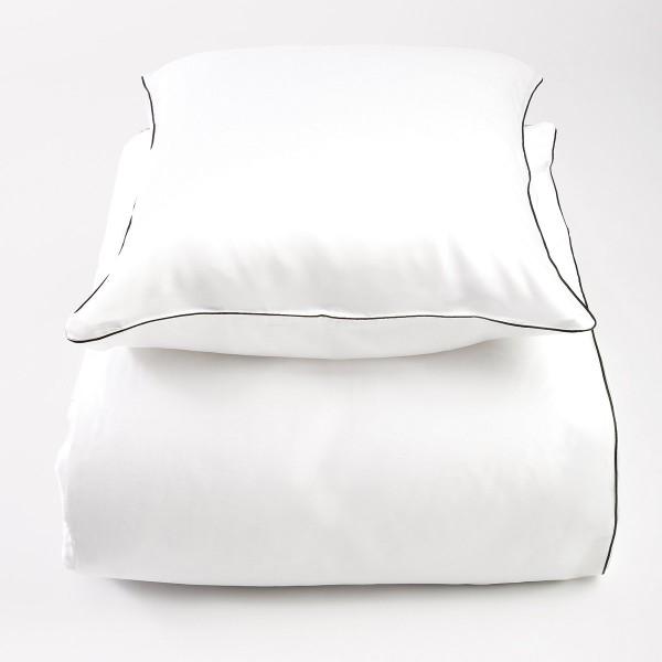 Mrs.Me Dekbedovertrek Cocoon Pearl Tencel 140 x 220 cm