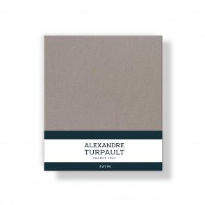 Alexandre Turpault Kussensloop Teophile Bio Satijn Gazelle 60 x 70 cm