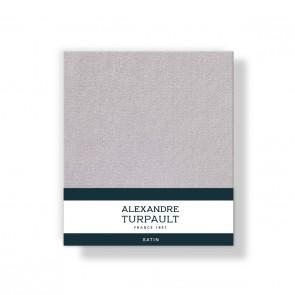 Alexandre Turpault Kussensloop 4 Volant Satijn Oester 60 x 70 cm