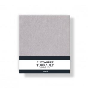 Alexandre Turpault Kussensloop 4 Volant Satijn Sable 60 x 70 cm