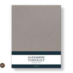 Alexandre Turpault Hoeslaken Hoge Hoek Satijn Gazelle 200 x 200 cm