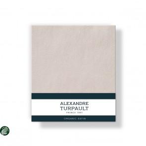 Alexandre Turpault Kussensloop Teophile Bio Satijn Rosé 60 x 70 cm