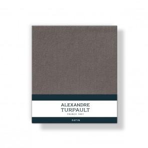 Alexandre Turpault Kussensloop 4 Volant Satijn Nerts 60 x 70 cm