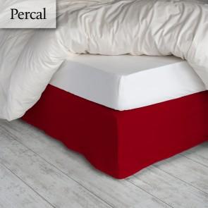Bedrok Percal Rosso
