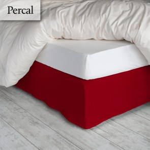 Bedrok Percal Rosso