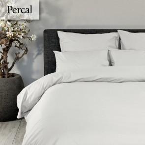 Dommelin Dekbedovertrek Deluxe Percal Ecru lits-jumeaux