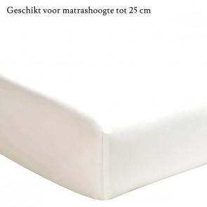 Essix Hoeslaken Satijn Wit