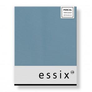Essix Laken Percal Bleu Glacier