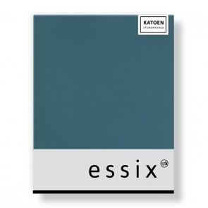 Essix Hoeslaken Stonewashed Katoen Cascade