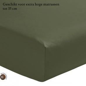 Essix Hoeslaken Hoge Hoek Percal Jungle