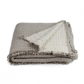 Dommelin Plaid Fame Taupe