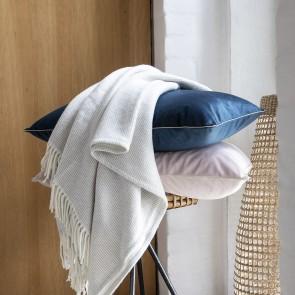Essix Sierkussenhoes Gatsby Bleu Russe 40 x 60 cm