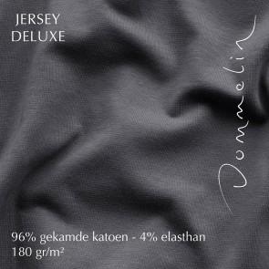 Dommelin Hoeslaken Jersey Deluxe Potlood