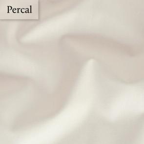 Dommelin Kussensloop Percal 200TC Beige 80 x 80 cm