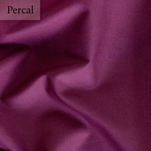 Dommelin Laken Percal 200TC Aubergine