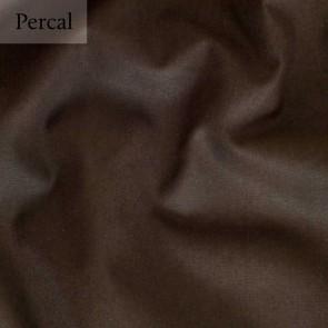 Dommelin Split Topper Hoeslaken 10-14 cm Percal 200TC Choco