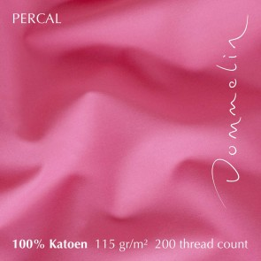 Dommelin Laken Percal 200TC Fuchsia