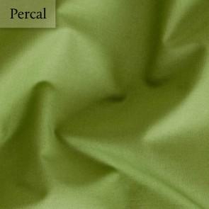 Dommelin Dubbel Split Hoeslaken Deluxe Percal Groen