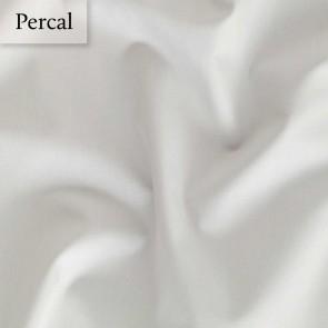 Dommelin Split Topper Hoeslaken 10-14 cm Percal 200TC Ivoor
