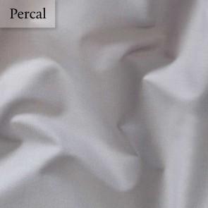 Dommelin Dubbel Split Hoeslaken Deluxe Percal Muisgrijs
