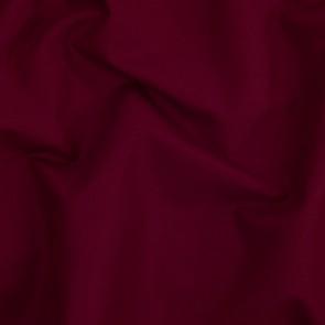 Dommelin Topper Hoeslaken Katoen Bordeaux 180 x 220 cm