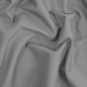 Dommelin Hoeslaken Katoen Grijs 90 x 190 cm