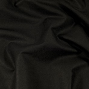 Dommelin Hoeslaken Hoge Hoek Katoen Zwart 90 x 190 cm