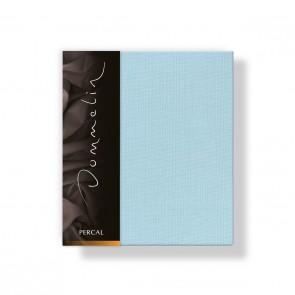 Dommelin Kussensloop Deluxe Percal Pastelblauw