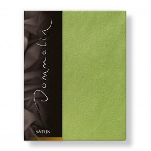 Dommelin Laken Deluxe Satijn Groen