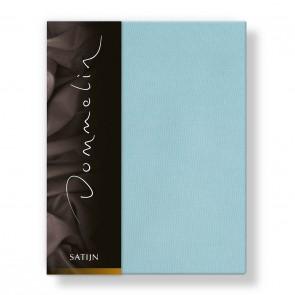 Dommelin Laken Deluxe Satijn Pastelblauw