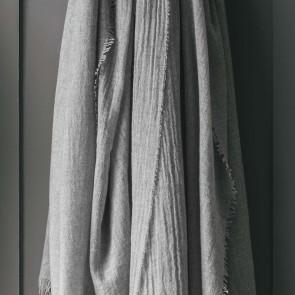 Alexandre Turpault Plaid Loulou Lichtgrijs 130 x 180 cm