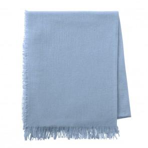 Alexandre Turpault Plaid Loulou Bleu Gris 130 x 180 cm