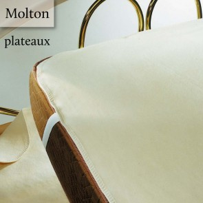 Dommelin Molton Plateaux Hoeslaken 80 x 210 cm