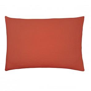 Essix Kussensloop Tendresse Tangerine 65 x 65 cm