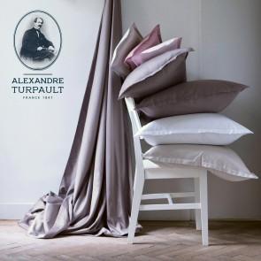 Alexandre Turpault Kussensloop Teophile Bio Satijn Hermelijn 60 x 70 cm