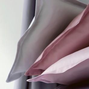 Alexandre Turpault Kussensloop Teophile Bio Satijn Wit 60 x 70 cm