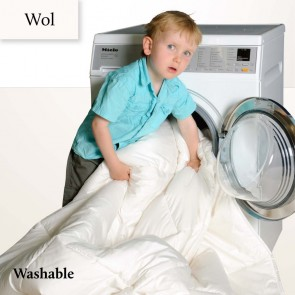 Texelwool 4 Seizoenen Dekbed Lamswol Washable Wool