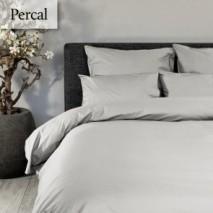 Dommelin Dekbedovertrek Deluxe Percal Zilver extra groot