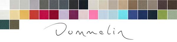 Dommelin kleurstalen
