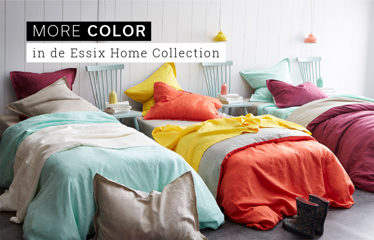More color in de Essix Home Collection