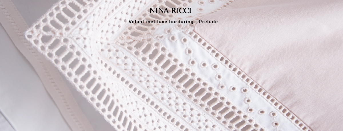 Nina Ricci Dekbedovertrek Prélude
