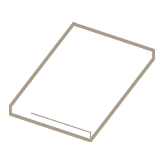 Topper hoeslaken voor topdekmatras van 5-9 cm